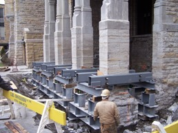 repairs to Lackawanna County Court House